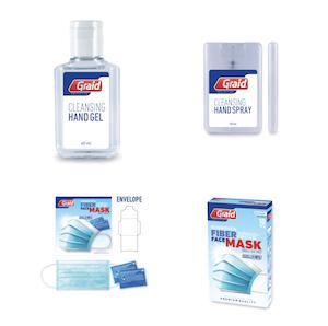 Hygiëne hulpmiddelen Covid-19