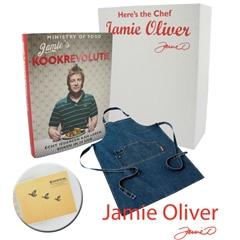 Jamie Oliver pakketten
