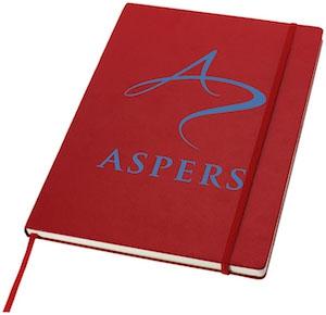 A4 notitieboekjes