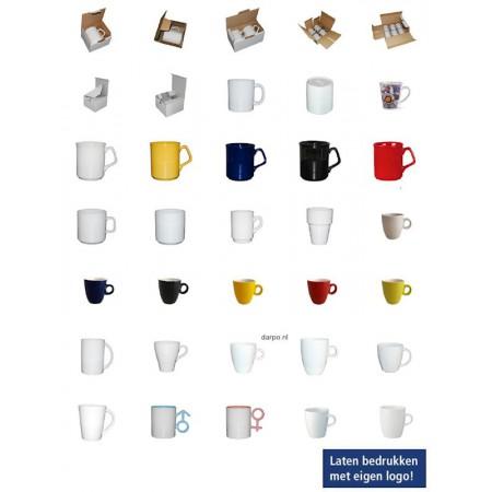 Mokken laten bedrukken - mok - koffiebekers