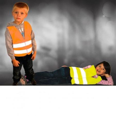 Veiligheidsvest schoolhesje Family met opdruk.