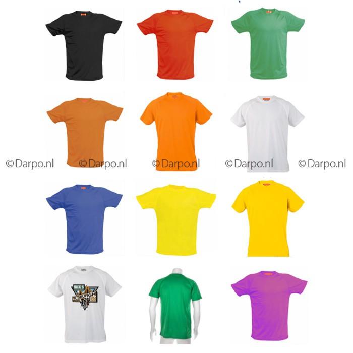 Bij Reklame Logo Relatiegeschenken Sport Shirt Darpo Met Bedrukken tsrBhxdQC