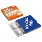 6 tandvriendelijke spearmint kauwgoms met xylitol