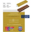 Chocoladereep bedrukken - bedrukte wikkel