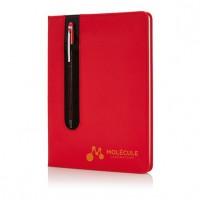 Notitieboek A5 met pen