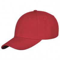 Medium profile cap de luxe