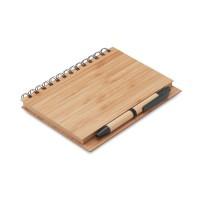 Bamboe notitieboek A5