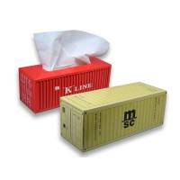Tissue box zeecontainer