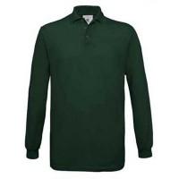 B&C Poloshirt longsleeve Unisex