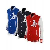 College baseball jacket
