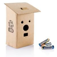 batterij recycle box