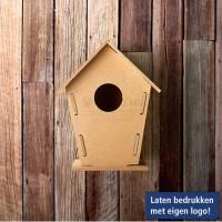 Vogelhuisje van hout