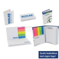 Zelfklevende blaadjes - markers - boekje T12505010