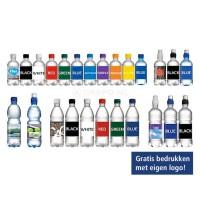 Mineraalwater in een 100% gerecyclede fles!