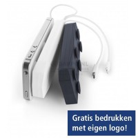 Powerbank Super oplader bedrukken.