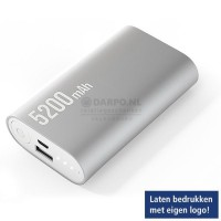Powerbank 5200 mAh.