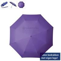 Opvouwbare paraplu - vouwparaplu