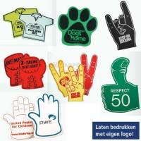 Zwaaihandschoen Hand - Facebook - Duim