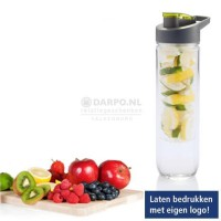 Waterflessen - drinkbeker - fruit filter - infuser