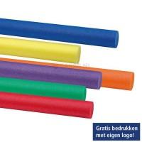 Zwembuizen - Zwembuis - Schuim tube met opdruk