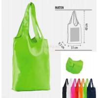 Herbruikbare en opvouwbare tas - vouwboodschaptas