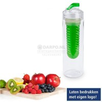 Waterflessen infuser voor fruit