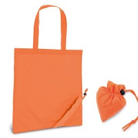 Opvouwbaar en herbruikbaar boodschappentassen