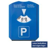 Kunststof parkeerschijf ijskrabber bandenprofielmeter