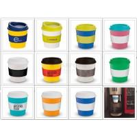 Kunststof automatenbeker - koffiebekers - mokken - drinkbeker