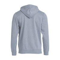 Hooded Basic Sweater Volwassen en Kindermaten