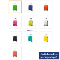 Trolley American Tourister Spinner Cabine Size