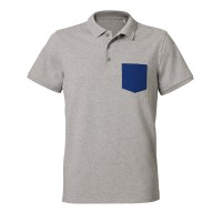 Poloshirts Stanley Competes Pocket - Polo shirt