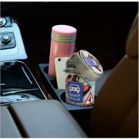 Autoblik met snoep - Autosnoeppot
