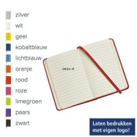 Notitieboekjes Color A6