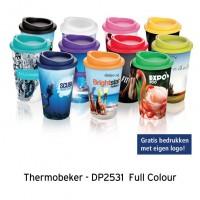 Koffiebekers - Starbucks stijl - Full Colour bedrukt