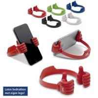 Tablet- en Smartphonehouder Handen - Duim