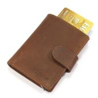 Figuretta portemonnee met RFID aluminium kaarthouder