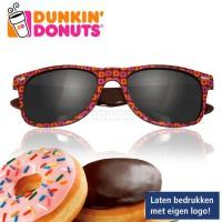 Zonnebrillen op maat gemaakt - logo brillen