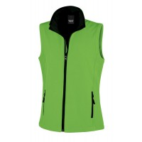 Core Ladies Printable Softshell Bodywarmer