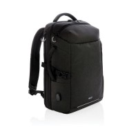 Swiss Peak XXL business & travel backpack met RFID en USB, z