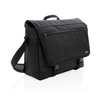 "Swiss Peak RFID 15"" laptop messenger tas PVC vrij"