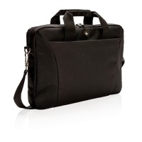 "Slim 15.4"" laptop tas"