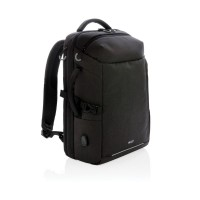 Swiss Peak XXL business & travel backpack met RFID en USB