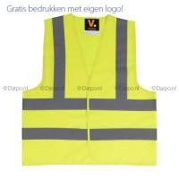 RWS Veiligheidsvest - geel - oranje