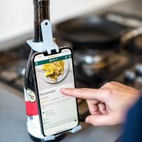 Flessenhanger voor Smartphone en Tablet