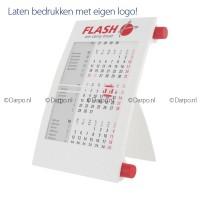 bureaukalender bedrukt met logo