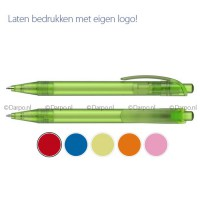 Balpen DK-1 transparant Recycled