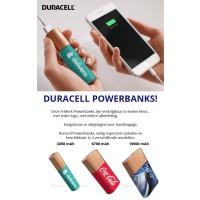duracell powerbank bedrukken relatiegeschenk