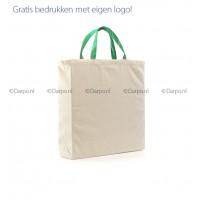 Katoenen winkeltas Green Concept