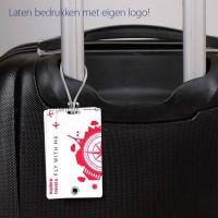 Kofferlabel Worldline